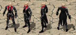 Vampire Male Casual
