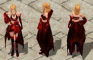 Red Vampire Female