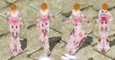 Thumbnail Female Kimono Rosy Pink 1